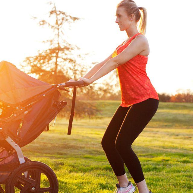 как восстановить живот после родов в домашних условиях