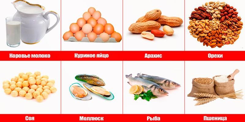 Пищевые продукты