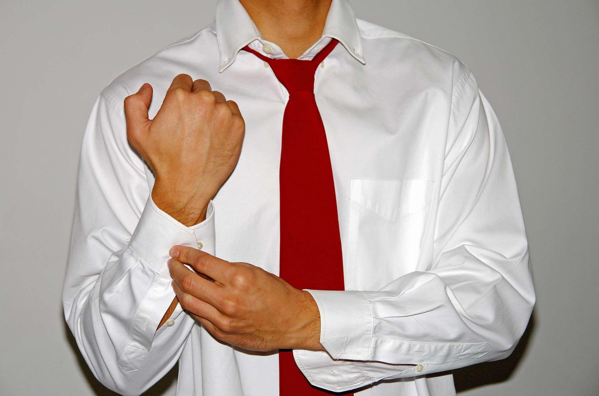Накрахмаливание рубашек