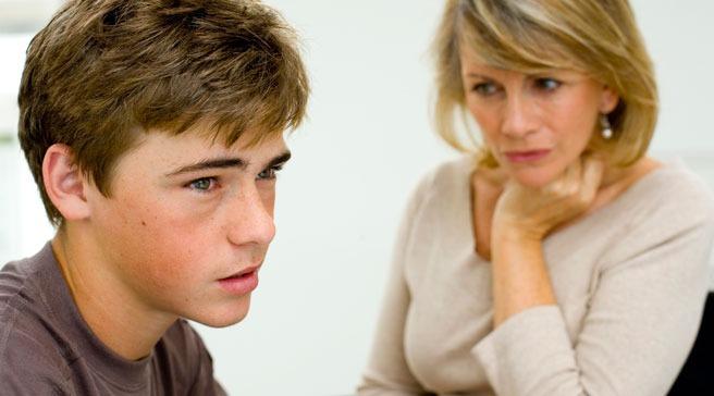 Скрытая агрессия у подростков