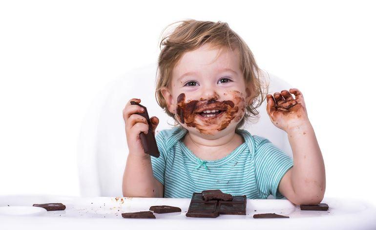 Запрещённые продукты для детей младше годика