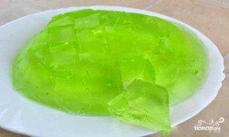 """Желейный торт """"Битое стекло"""" - фото шаг 4"""
