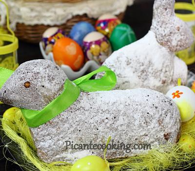Пасхальный барашек (Baranek Wielkanocny)