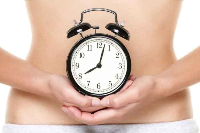 задержки месячных при гормональном сбое