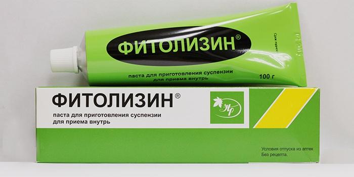 Лекарство Фитолизин
