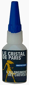 гель для наращивания волос Le Cristal de Paris