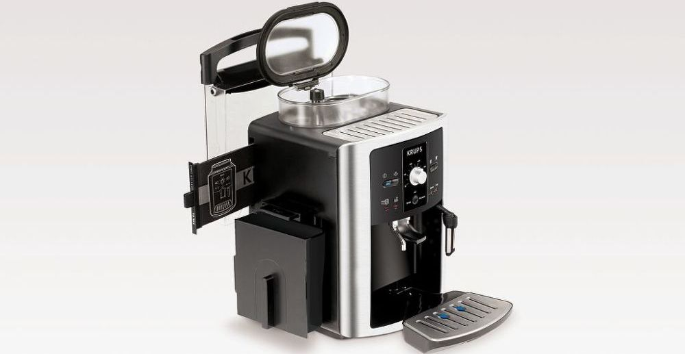 Krups EA8010 Espresseria Automatic