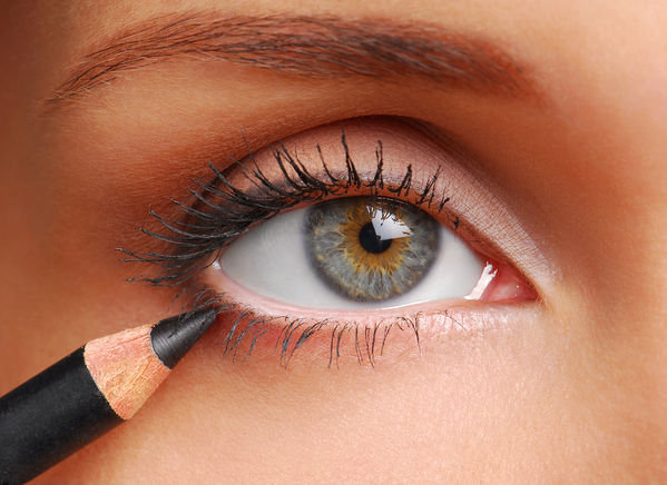 Макияж для увеличения глаз. Чтобы глаза казались больше и красивее
