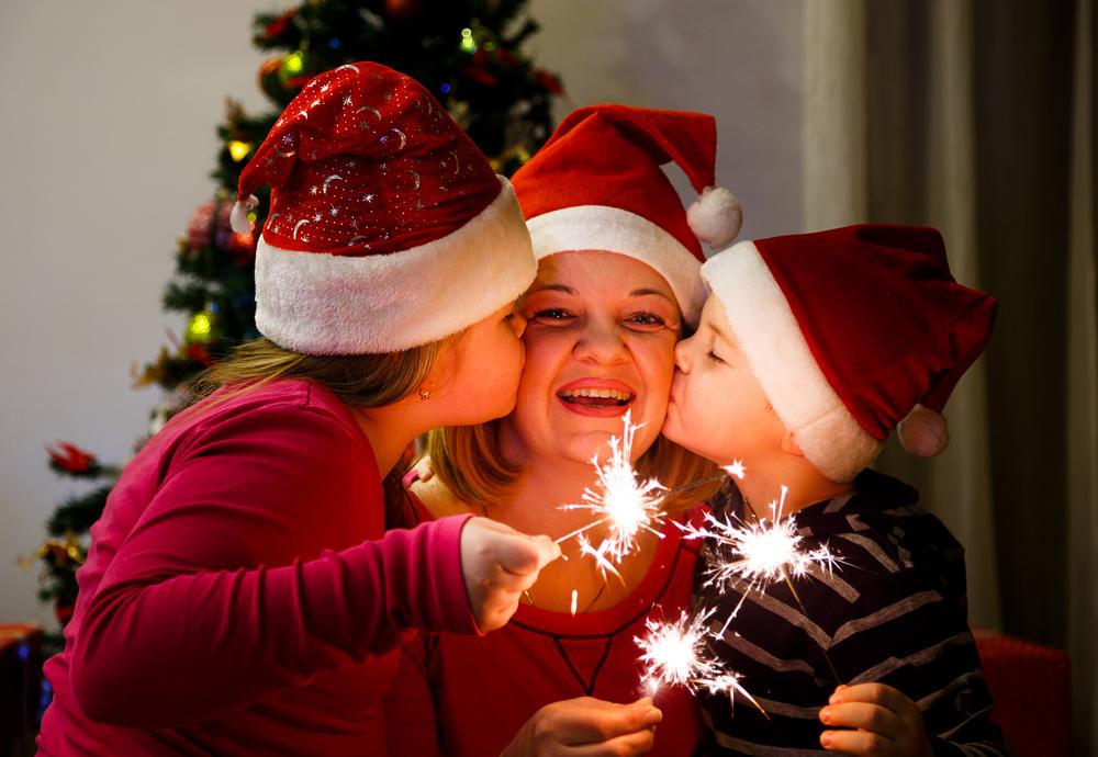 Новый год — это праздник детства