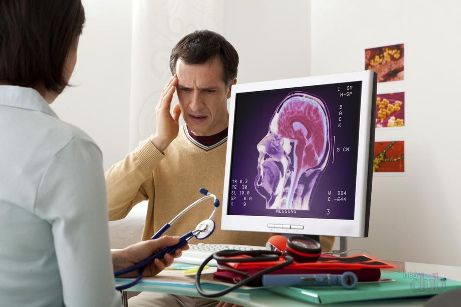 Какие симптомы внутричерепного давления
