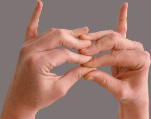 Массаж для пальцев рук