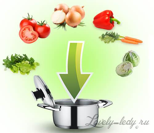 как приготовить боннский суп