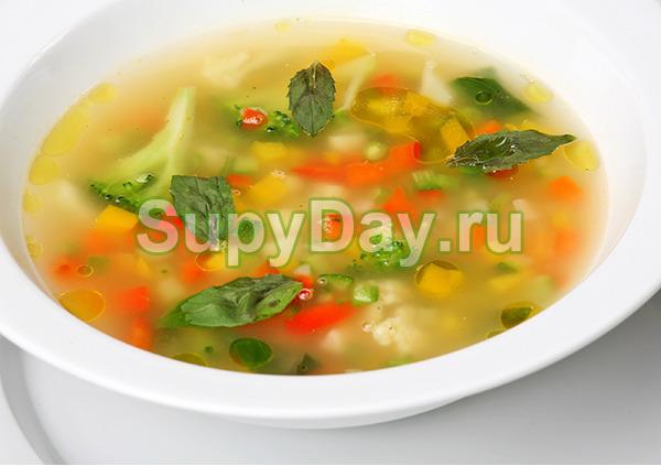 Боннский суп острый