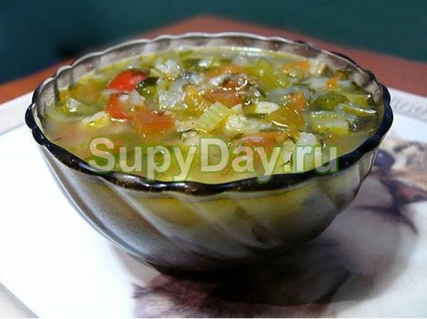 Оригинальный рецепт боннского супа