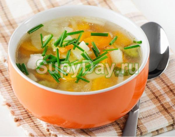 Острый боннский суп
