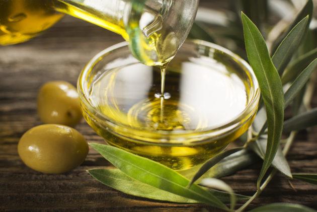 Оливковое масло поможет при запорах