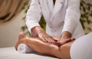 массаж при варикозном расширении вен нижних