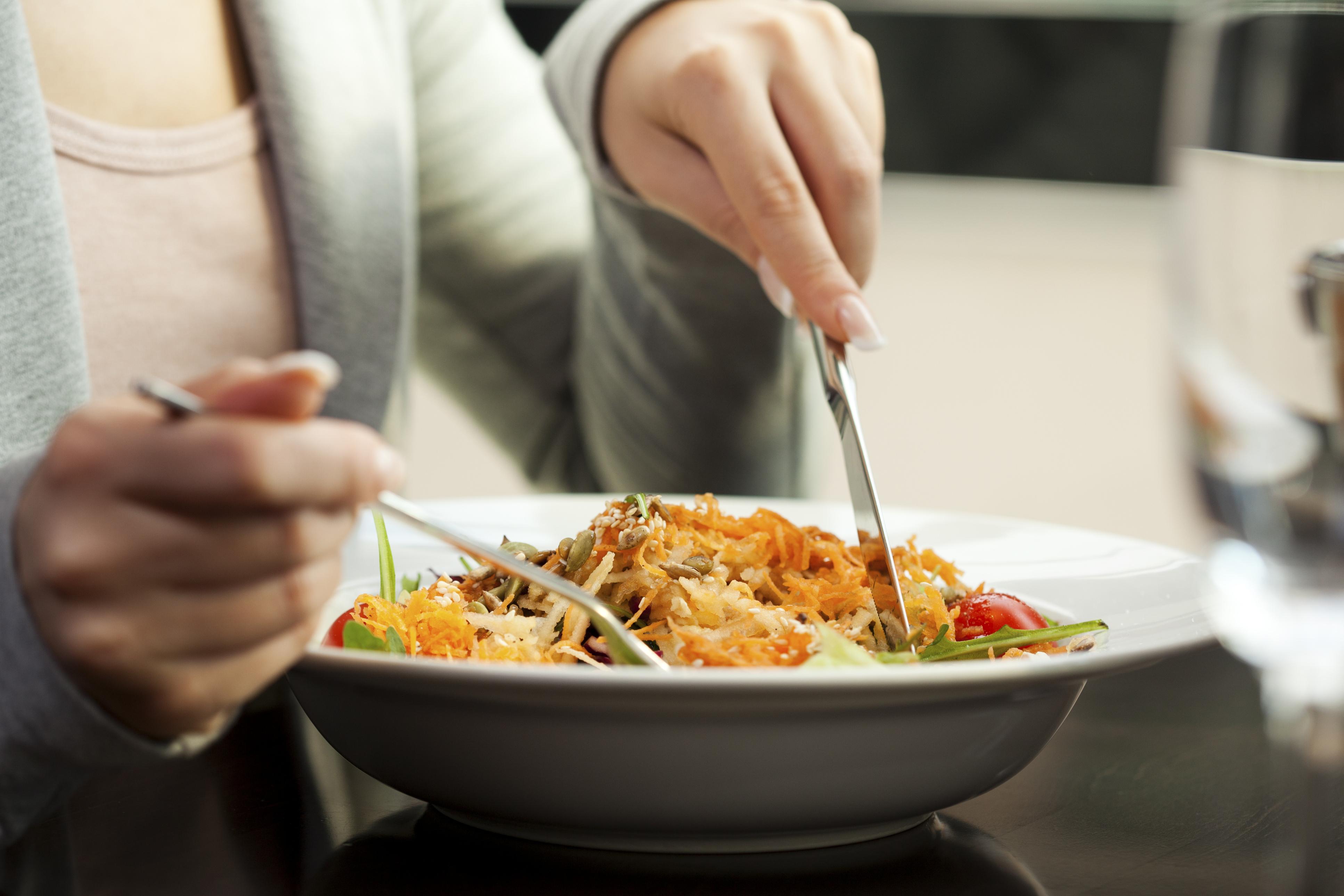 Коррекция потребляемой пищи при лечении запоров