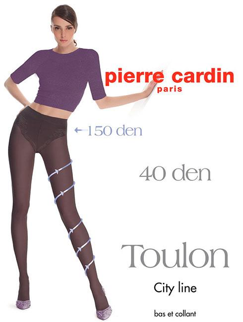 Pierre Cardin Toulon 40 den City line
