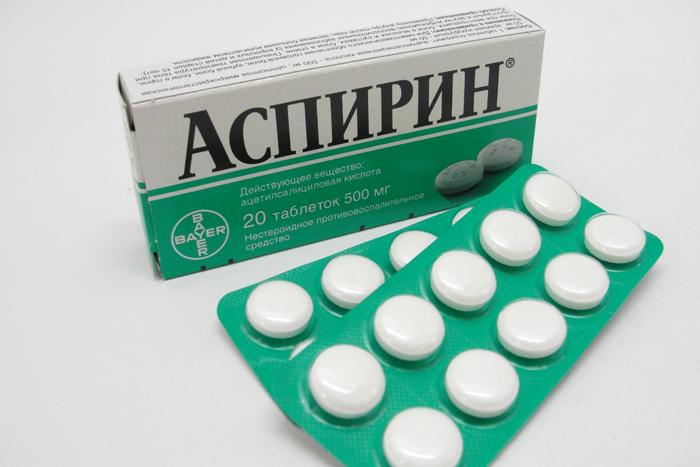 Даже безобидный, казалось бы, аспирин следует принимать только по назначению врача в строго ограниченных дозах