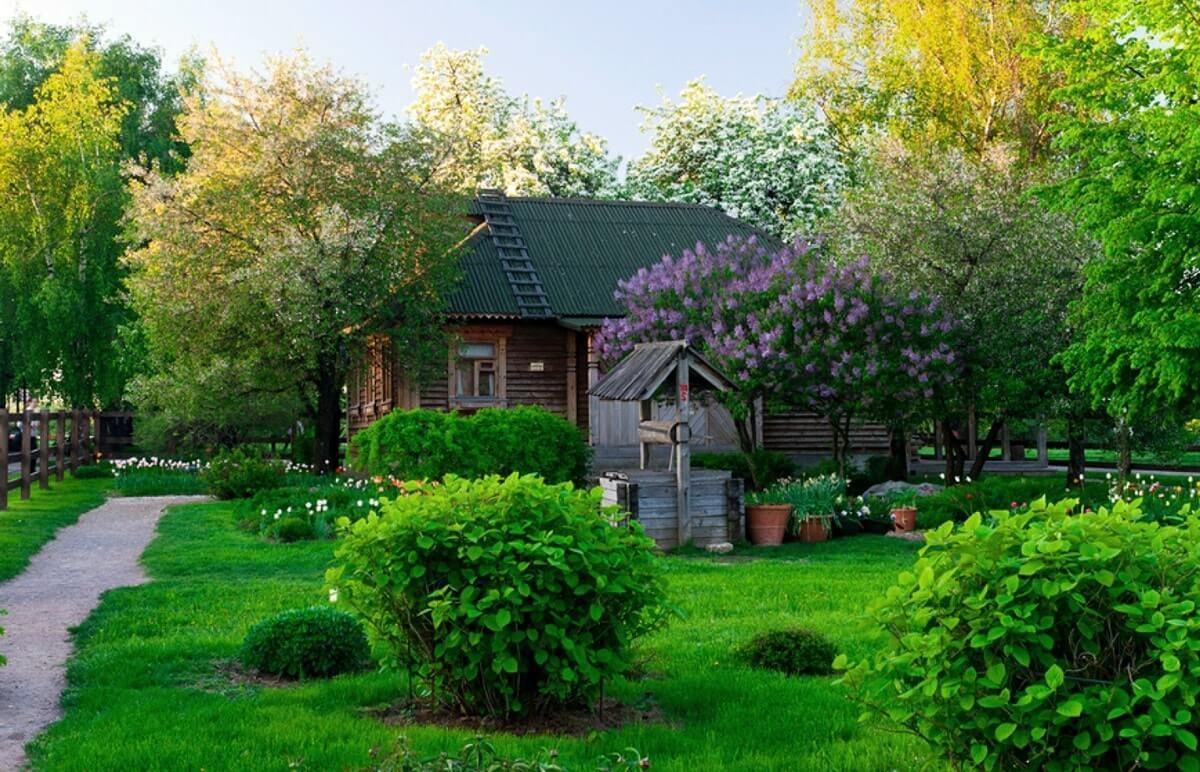 Русский ландшафтный дизайн