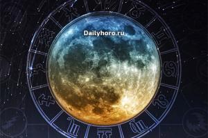 Лунный день сегодня  года