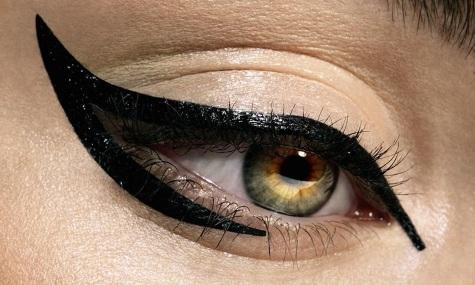 Как правильно подводить глаза подводкой и карандашом брюнеткам, блондинкам, шатенкам. Пошаговая инструкция с фото