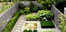 Садовый минимализм