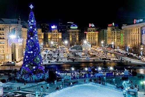 Кельн - Рождественская Елка