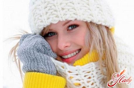 Ошибки косметического ухода за кожей зимой