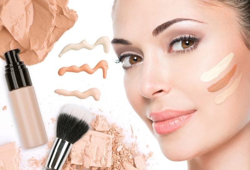 Как подобрать тональный крем для разной кожи