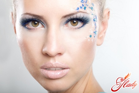 макияж глаз поэтапное руководство