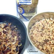 Утка праздничная, фаршированная пряным рисом: фото шаг 4